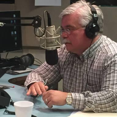 Lee Dryer Radio Host Photo